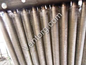 Калорифер водяной КСК 3-4 для приточной вентиляции