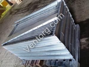 Калорифер водяной КСК 3-8 для приточной вентиляции