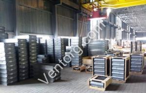 Калориферы промышленные водяные КСК 2-8