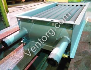 Калорифер паровой КПСК 3-3 для приточной вентиляции
