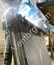 Калорифер паровой КПСК 3-4 для приточной вентиляции