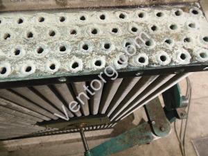 Калорифер паровой КПСК 4-5 для приточной вентиляции