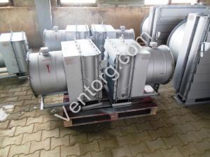 Воздушно-отопительный агрегат АО 2-3 производство и продажа