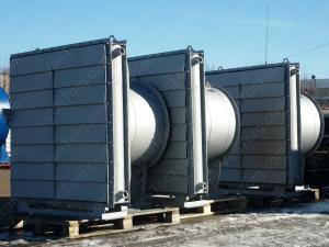 Воздушно-отопительный агрегат АО 2-4 производство и продажа