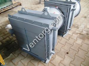 Калорифер с вентилятором АО 2-10 воздушно-отопительный агрегат