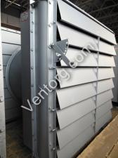 Воздушно-отопительный агрегат АО 2-25 производство и продажа