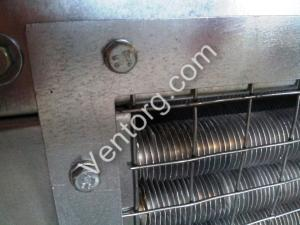 Промышленный электрокалорифер СФО-25 для вентиляции