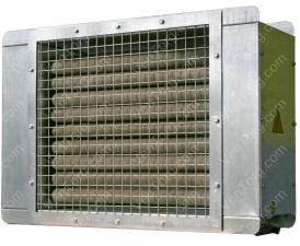 Электрокалорифер ЭКО-160 (СФО), цена, характеристики и размеры