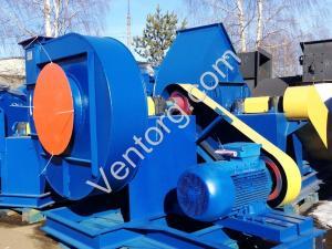 Центробежный промышленный вентилятор ВР 132-30 №6,3