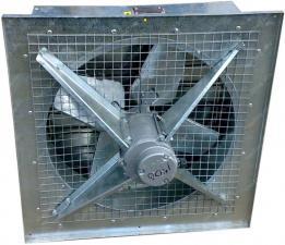 Оконный вентилятор ВО-3,15