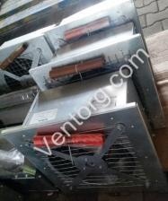 Форточный вентилятор с жалюзи и без ВО-4,0