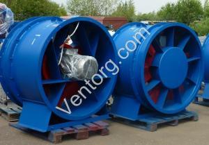 Купите Вентилятор подпора воздуха ВО 25-188-12-5 у производителя