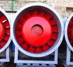 Купите вентилятор осевой ВО 30-160-6,3 у производителя