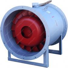 Осевой вентилятор подпора воздуха ВО 30-160 №7,1