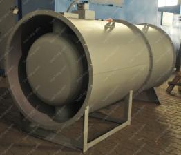Осевой вентилятор ВОДм-ДУ №11,2