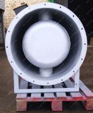 Производим осевые вентиляторы дымоудаления ВОДм-ДУ-12,5