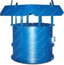 Крышный вентилятор подпора воздуха ВКОП 25-188 №8 осевой