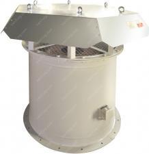 Осевой крышный вентилятор подпора воздуха ВКОП 30-160 №7,1