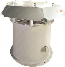 Осевой крышный вентилятор подпора воздуха ВКОП 30-160 №12,5