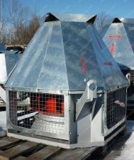Купите вентилятор крышный ВКРСм-12,5 у производителя