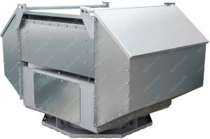 Вентилятор дымоудаления ВКРВм №3,55 ДУ