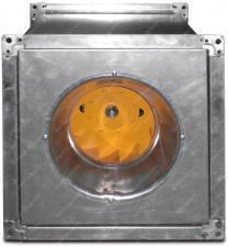 Производство и продажа канальных вентиляторов КВК №2,5 с завода