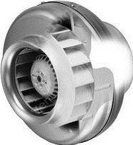 Производство и продажа круглых канальных вентиляторов КВКр-125 с завода