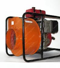 Переносной бензиновый дымосос ДПБ-2,5