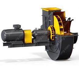 Вентилятор ВГД-8