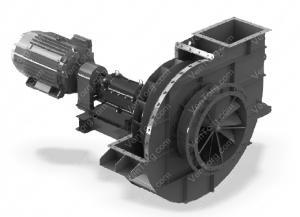 Производство и продажа вентиляторов горячего дутья ВГД-11,2 с завода