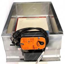 Купить канальный противопожарный клапан 1100 x 900 мм