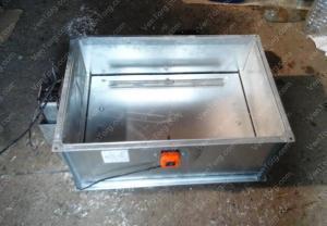 Купить клапан дымоудаления Д (С) 200 x 200 мм