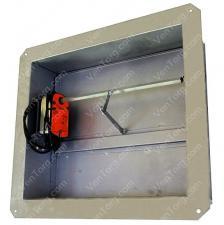 Клапан дымоудаления Д (С) 400 x 400 мм