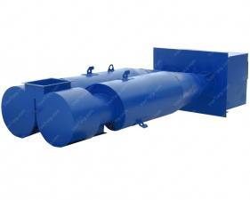 ЦН-15-550х2УП(СП)