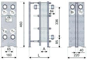 ТОР-04 двухходовой для ГВС (двухступенчатая смешанная схема)