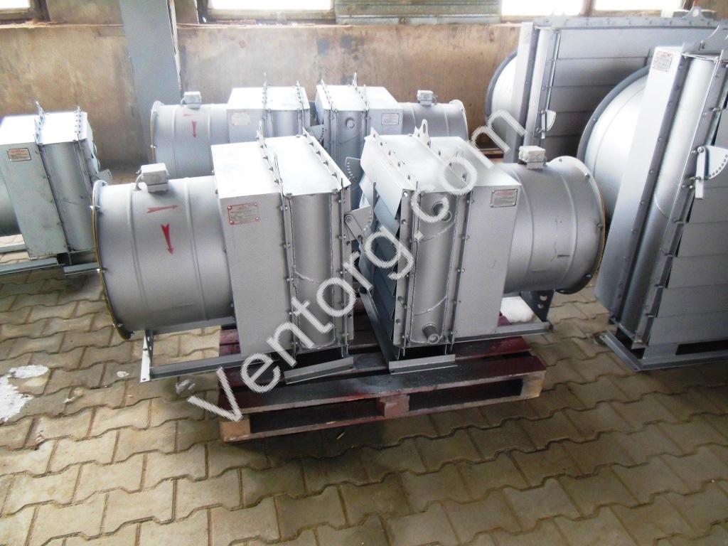 АО 2-3 агрегаты отопительные на производственном складе