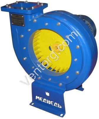 ВР 12-26 радиальный вентилятор высокого давления с чугунной улитой