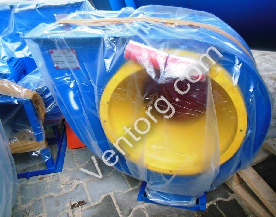Купить вентилятор ВР 80-75-11,2 с двигателем от 11 до 30 кВт