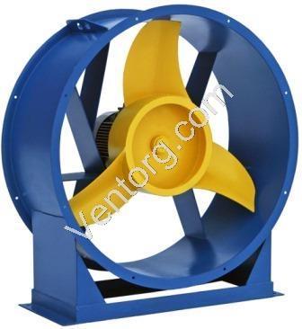 Вентиляторы осевые промышленные ВО