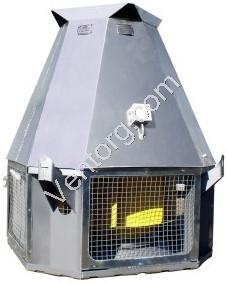 Вентилятор промышленный крышный