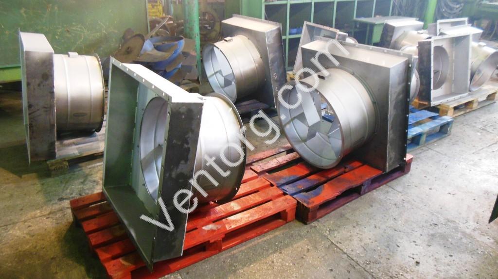 Изготовление АО 2 воздушно-отопительных агрегатов