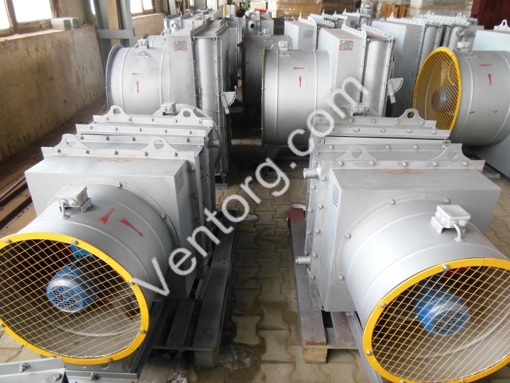 АО 2-10 воздушно-отопительные агрегаты