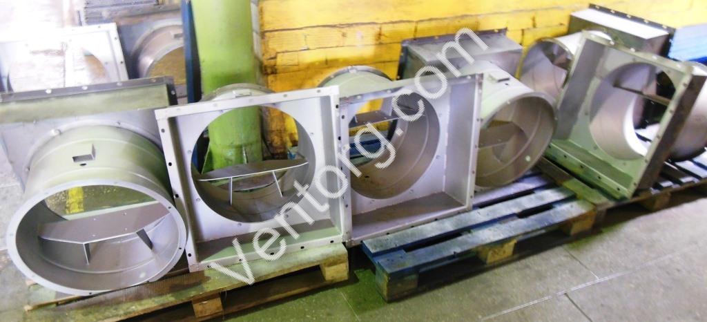 Производство отопительных агрегатов АО 2
