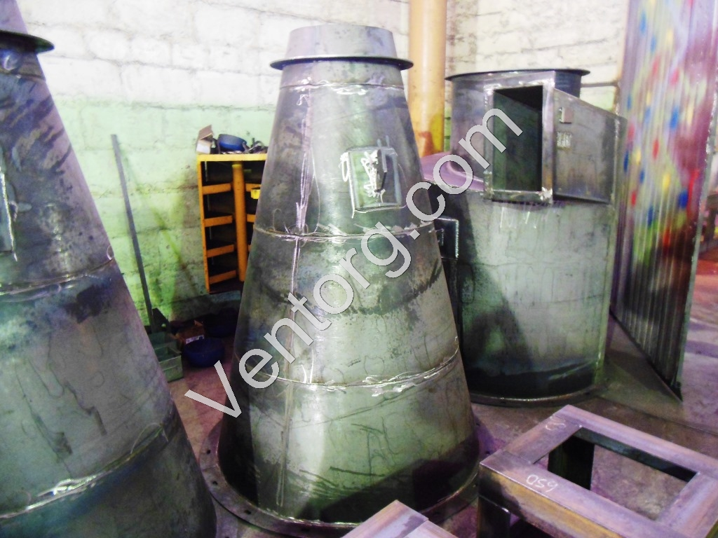 ЦН-11 производство, продажа и доставка циклонов пылеуловителей