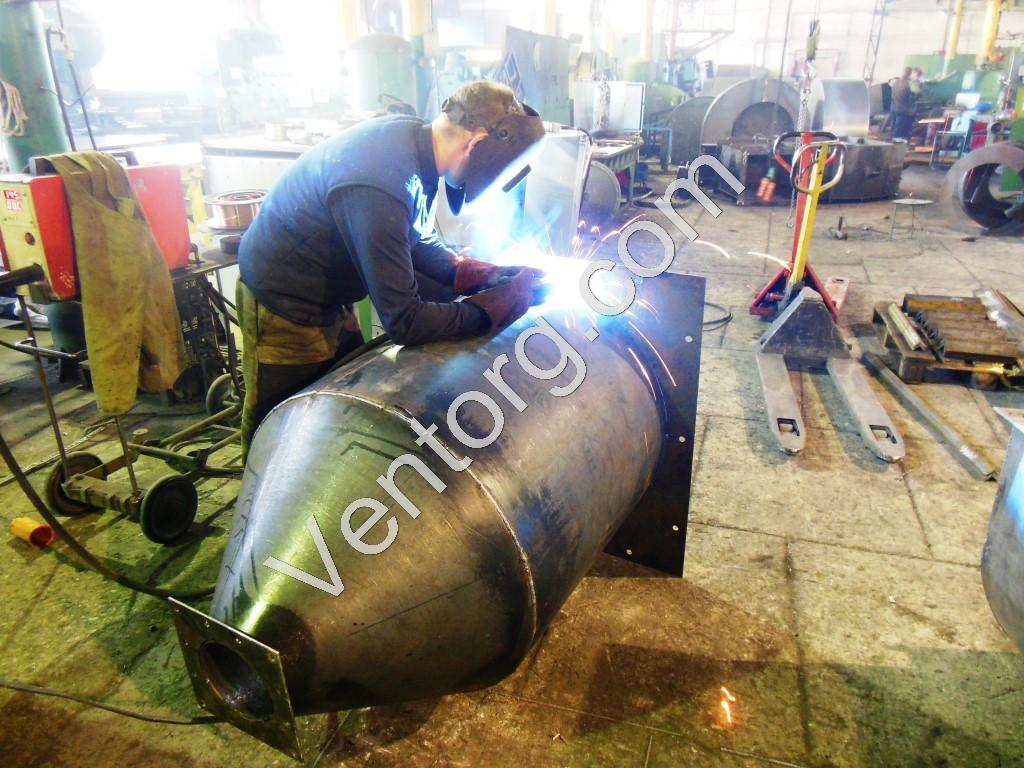 Циклоны и пылеулавливающие агрегаты производство и поставки