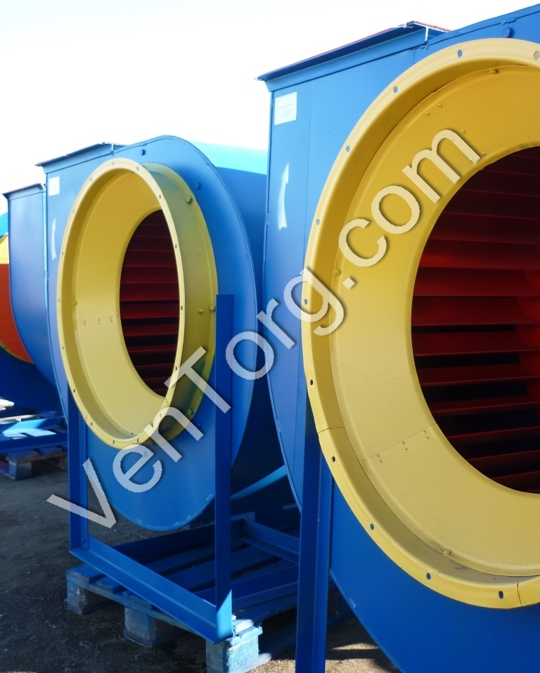 Вентилятор ВЦ 14-46 от производителя