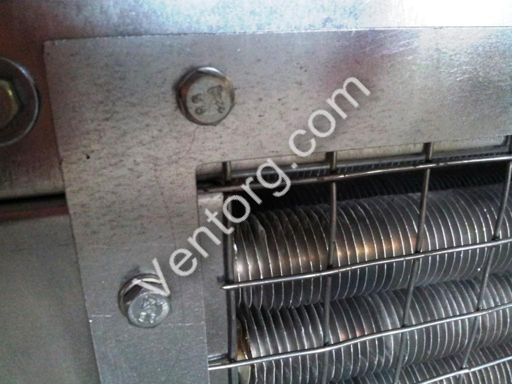 ЭКО-250 (СФО-250) электрический калорифер