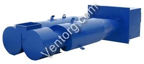 Циклонный пылеуловитель ЦН-11-250