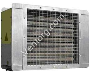 Продажа канальных электрических воздухонагревателей