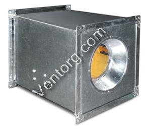 Вентиляторы канальные квадратные